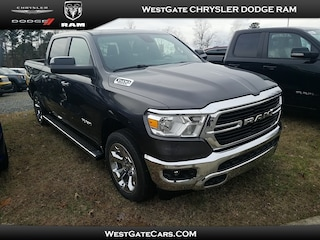 New 2019 Ram 1500 BIG HORN / LONE STAR CREW CAB 4X4 5'7 BOX Crew Cab D32649 in Raleigh, NC