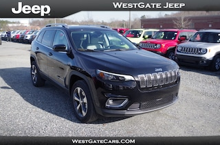 New 2019 Jeep Cherokee LIMITED 4X4 Sport Utility J32957 in Raleigh, NC