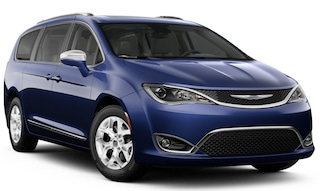 New 2019 Chrysler Pacifica LIMITED Passenger Van in Raleigh, NC
