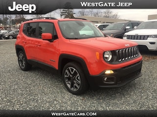 New 2018 Jeep Renegade LATITUDE 4X2 Sport Utility J31840 in Raleigh, NC