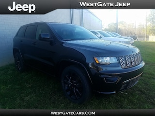 New 2019 Jeep Grand Cherokee ALTITUDE 4X2 Sport Utility J32737 in Raleigh, NC