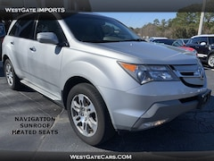 Used 2008 Acura MDX Tech Pkg SUV AWD 4690A for Sale in Raleigh, NC