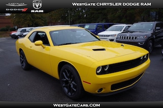 New 2019 Dodge Challenger SXT Coupe D32268 in Raleigh, NC