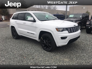 New 2019 Jeep Grand Cherokee ALTITUDE 4X2 Sport Utility J32931 in Raleigh, NC