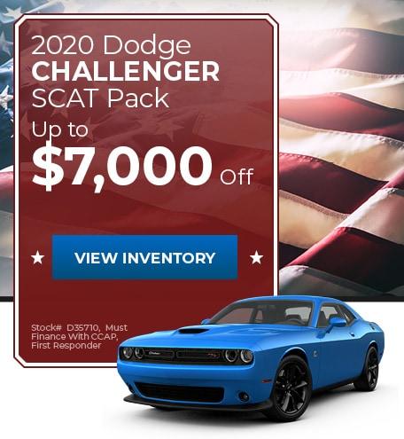 2020 Dodge Challenger - September