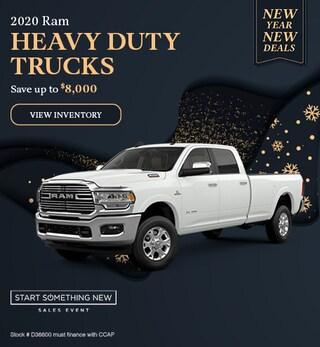 2020 Ram Heavy Duty Trucks - Jan