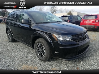 New 2018 Dodge Journey SE Sport Utility D32857 in Raleigh, NC