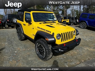 New 2018 Jeep Wrangler RUBICON 4X4 Sport Utility J32566 in Raleigh, NC