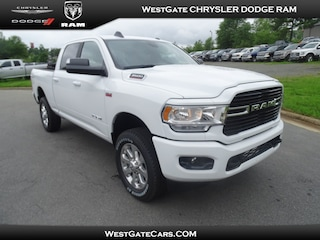 New 2019 Ram 3500 BIG HORN CREW CAB 4X4 6'4 BOX Crew Cab D33589 in Raleigh, NC