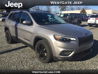 New 2019 Jeep Cherokee ALTITUDE FWD Sport Utility J33002 in Raleigh, NC