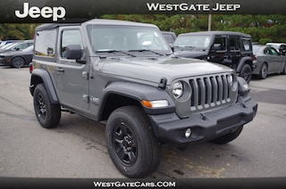 New 2018 Jeep Wrangler SPORT 4X4 Sport Utility J32292 in Raleigh, NC