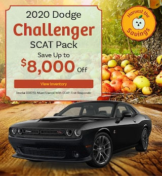 2020 Dodge Challenger - October
