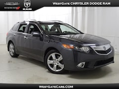 Certified Used 2012 Acura TSX Sport Wagon Tech Pkg Wagon FWD Raleigh North Carolina