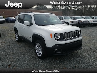 New 2018 Jeep Renegade LATITUDE 4X4 Sport Utility J38918 in Raleigh, NC