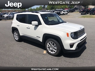 New 2019 Jeep Renegade LATITUDE FWD Sport Utility in Raleigh, NC