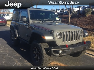 New 2019 Jeep Wrangler RUBICON 4X4 Sport Utility J32955 in Raleigh, NC