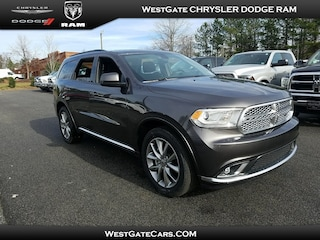 New 2019 Dodge Durango SXT PLUS RWD Sport Utility D32355 in Raleigh, NC