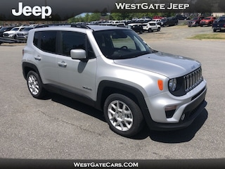 New 2019 Jeep Renegade LATITUDE FWD Sport Utility J33456 in Raleigh, NC
