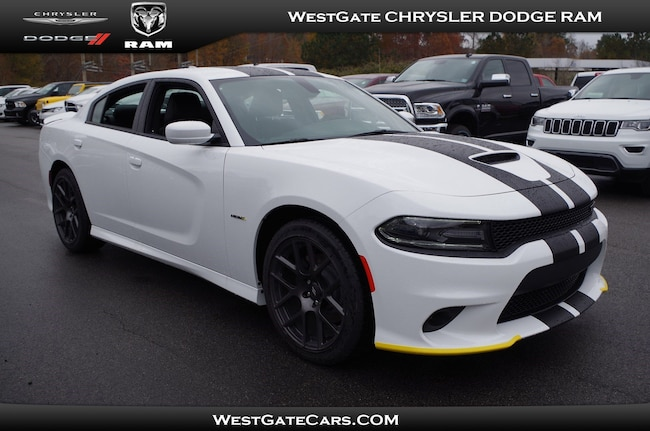 New 2019 Dodge Charger R/T RWD Sedan for sale in Raleigh, NC