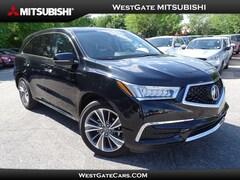 Used 2017 Acura MDX w/Technology Pkg SUV FWD 2207P for Sale in Raleigh, NC