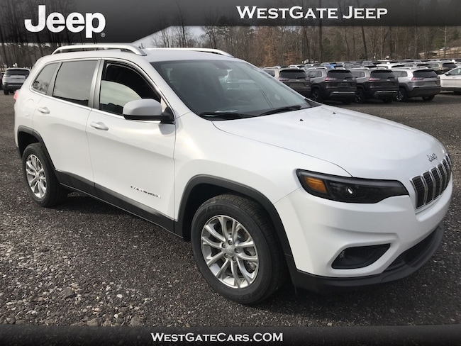 New 2019 Jeep Cherokee LATITUDE FWD Sport Utility for sale in Raleigh, NC