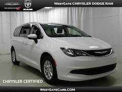Certified Used 2017 Chrysler Pacifica Touring Van FWD Raleigh North Carolina
