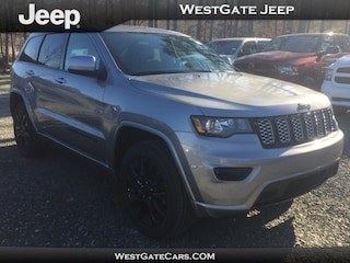 New 2019 Jeep Grand Cherokee ALTITUDE 4X4 Sport Utility J32973 in Raleigh, NC