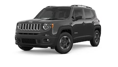 New 2018 Jeep Renegade LATITUDE 4X2 Sport Utility in Raleigh NC