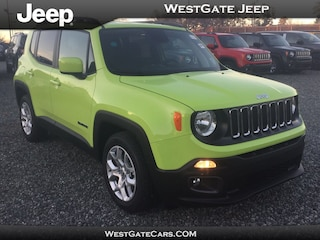 New 2018 Jeep Renegade LATITUDE 4X2 Sport Utility J32986 in Raleigh, NC