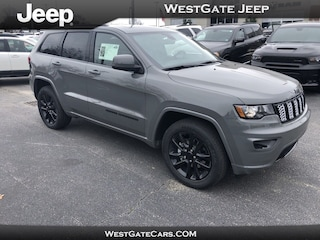 New 2019 Jeep Grand Cherokee ALTITUDE 4X2 Sport Utility J33264 in Raleigh, NC