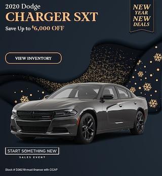 2020 Dodge Charger SXT - Jan