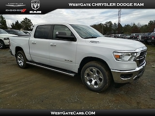 New 2019 Ram 1500 BIG HORN / LONE STAR CREW CAB 4X4 5'7 BOX Crew Cab D32710 in Raleigh, NC