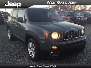New 2018 Jeep Renegade LATITUDE 4X2 Sport Utility J32985 in Raleigh, NC