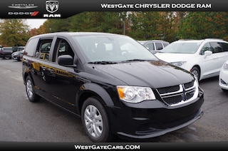 New 2019 Dodge Grand Caravan SE Passenger Van D32487 in Raleigh, NC