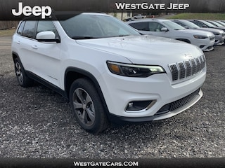 New 2019 Jeep Cherokee LIMITED 4X4 Sport Utility J32346 in Raleigh, NC