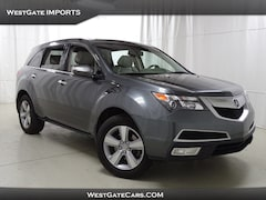 Used 2011 Acura MDX Tech Pkg SUV AWD 4655 for Sale in Raleigh, NC