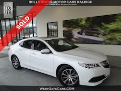 Used 2015 Acura TLX Tech Sedan FWD P3019S for Sale in Raleigh, NC