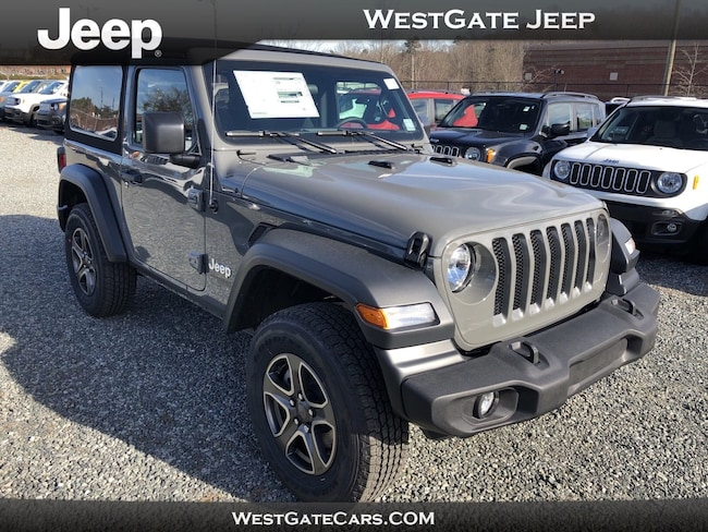 New 2019 Jeep Wrangler SPORT S 4X4 Sport Utility for sale in Raleigh, NC
