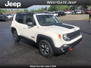New 2019 Jeep Renegade TRAILHAWK 4X4 Sport Utility J33461 in Raleigh, NC