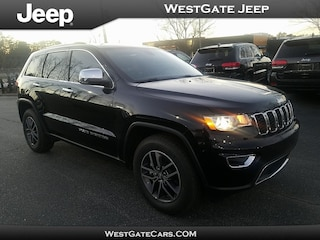 New 2018 Jeep Grand Cherokee LIMITED 4X2 Sport Utility J33079 in Raleigh, NC