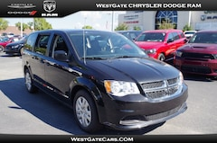 New 2019 Dodge Grand Caravan SE Passenger Van in Raleigh NC