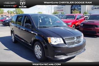 New 2019 Dodge Grand Caravan SE Passenger Van D31789 in Raleigh, NC