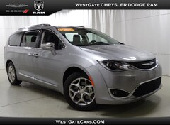 Certified Used 2019 Chrysler Pacifica Limited Van Passenger Van FWD Raleigh North Carolina