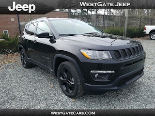 New 2019 Jeep Compass ALTITUDE FWD Sport Utility J33169 in Raleigh, NC