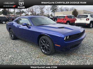 New 2019 Dodge Challenger SXT Coupe D32837 in Raleigh, NC