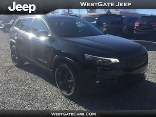 New 2019 Jeep Cherokee ALTITUDE FWD Sport Utility J33001 in Raleigh, NC