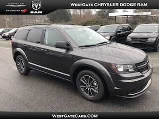 New 2018 Dodge Journey SE Sport Utility D32777 in Raleigh, NC