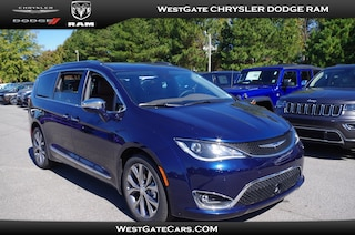 New 2019 Chrysler Pacifica LIMITED Passenger Van C32075 in Raleigh, NC