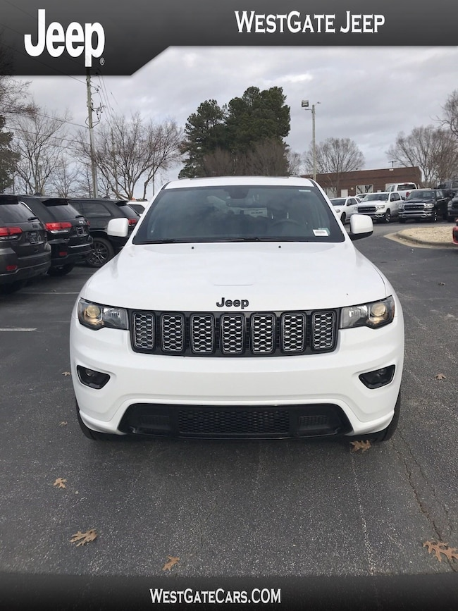 New 2019 Jeep Grand Cherokee ALTITUDE 4X2 Sport Utility for sale in Raleigh, NC