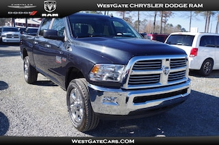 New 2018 Ram 2500 BIG HORN CREW CAB 4X4 6'4 BOX Crew Cab D32445 in Raleigh, NC